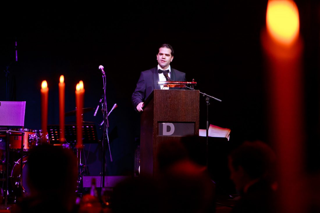 Speech at the 3rd Zurich Entrepreneurs Ball