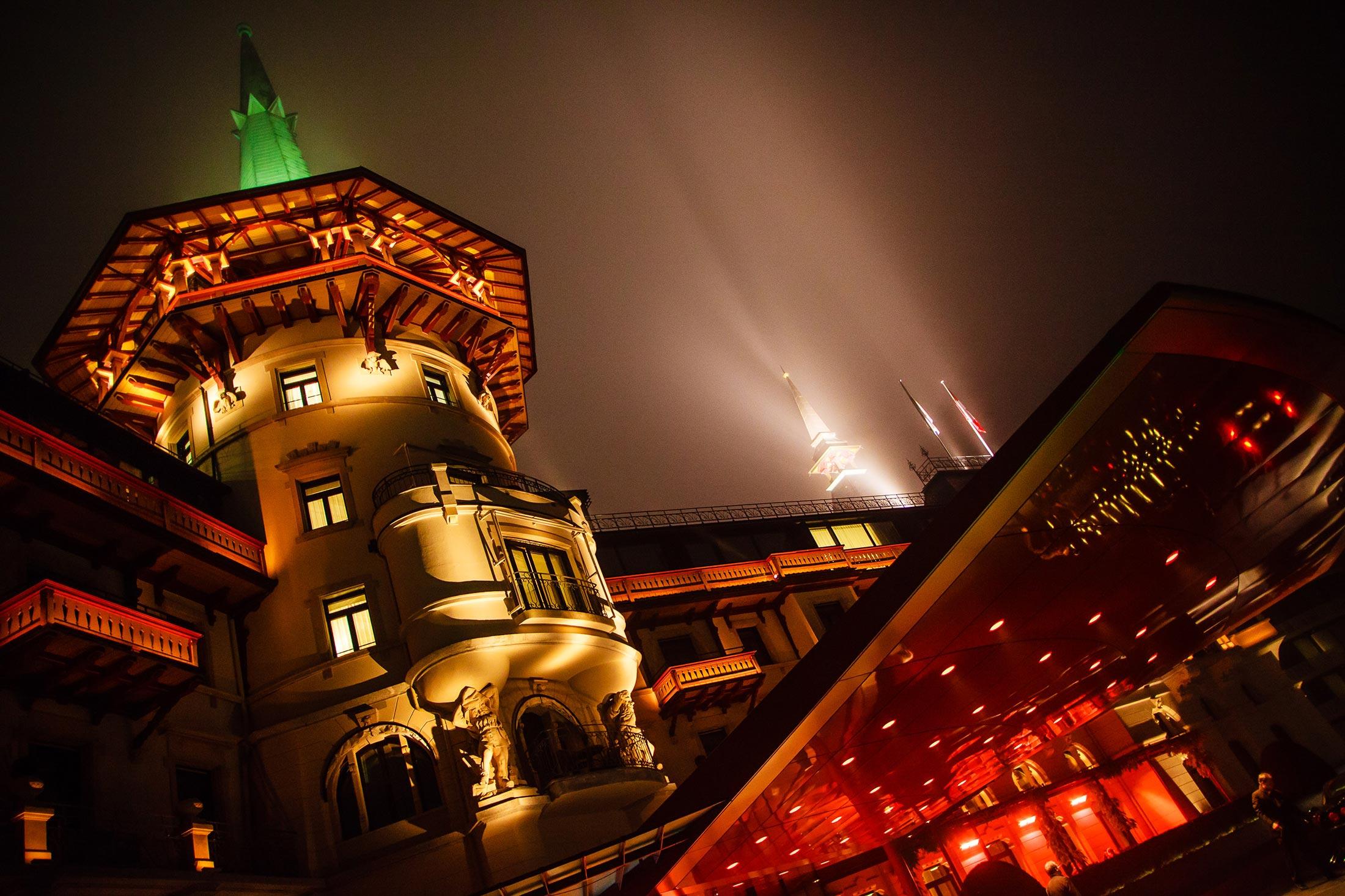 Zürcher Unternehmer Ball Eventfotografie im Dolder Grand Hotel Zürich