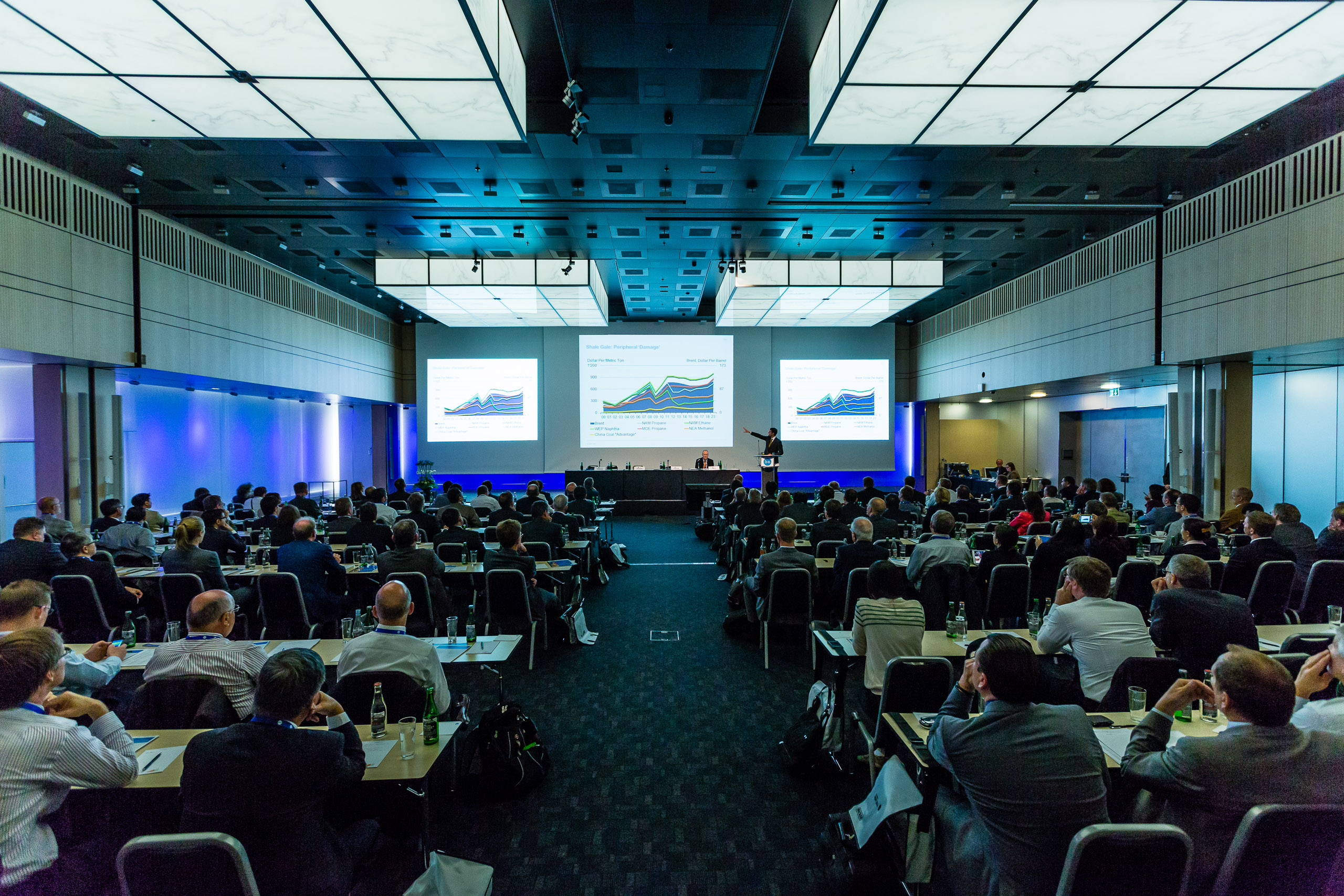 Swissotel Zurich Business Conference Photography