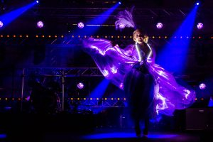 Zoe Scarlett Performance Show Foto