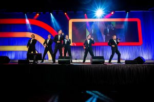 A-Live Event a-capella entertainment band