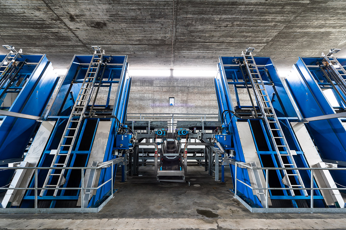 Industrial photographer - water purification