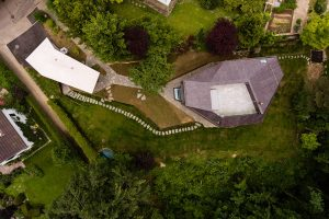 Drohnenaufnahmen Immobilien