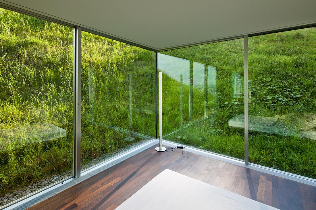 Moderne Architektur Naturnah Fotografieren