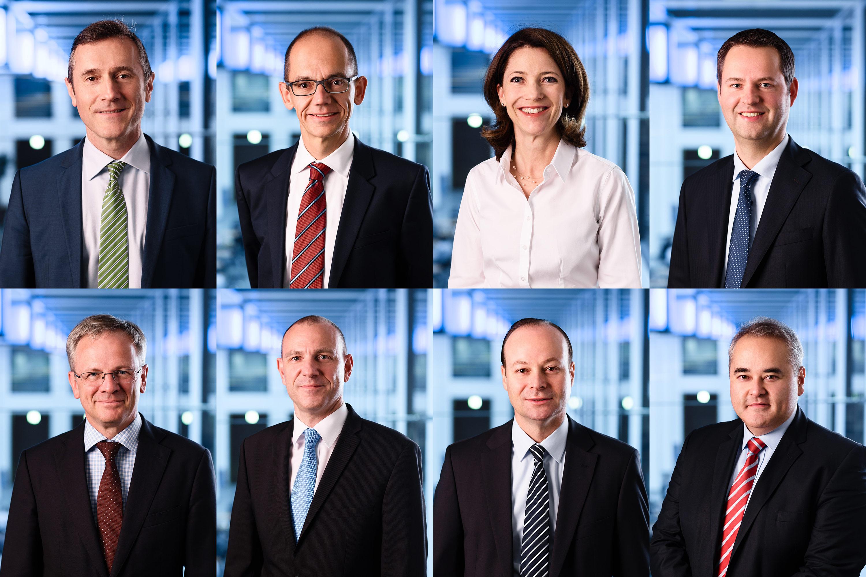 Management Portraits - Geschäftsleitung
