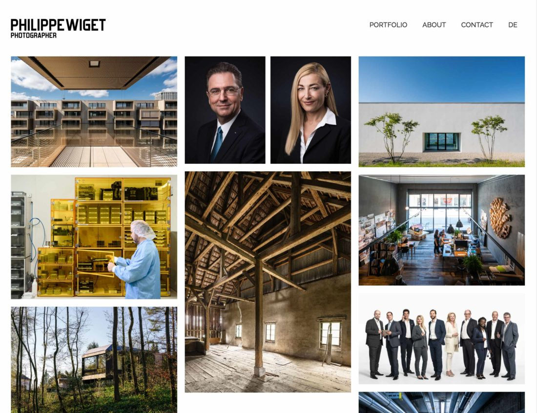philippewiget.com - Architectural, Industrial, Corporate, Portrait, Landscape Photography